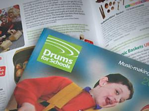Musical Instrument Catalogue Design