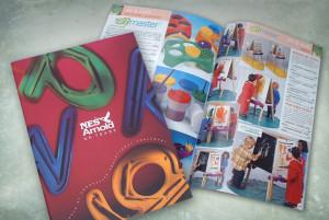 bespoke catalogue design, bespoke catalogue print