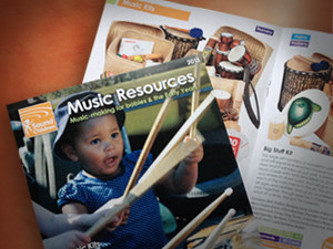 Early Years Catalogue Design