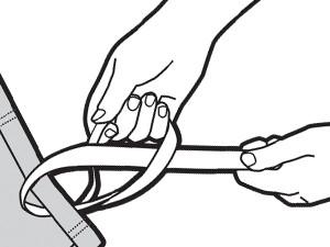 Line Illustrations for User Guides