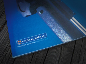 Audio Visual Catalogue Design