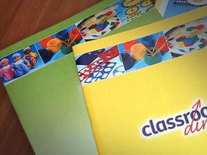 School Suppliers Catalogue Design