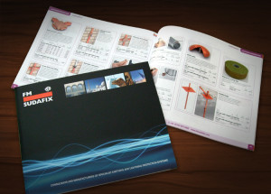 Electrical products catalogue design