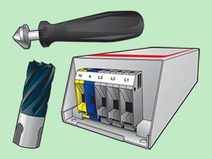 Technical illustration by Andrew Burdett Design