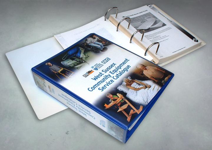 Ring bound catalogue design, catalogue designers nottingham, leicester catalogue design, catalogue design sheffield