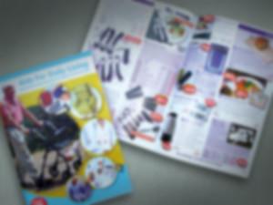 NRS Catalogue Design