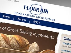 Food Retailer Ecommerce Website