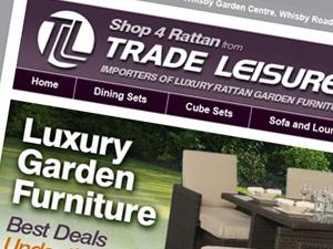 Furniture website design and programming