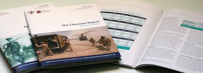 Large Report Design and Print