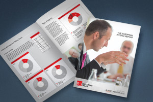 Large report and brochure design
