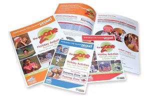 leaflet design nottingham, flyer design nottingham, brochure design nottingham