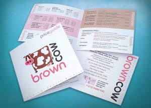 Leaflet Design Sheffield, Beauty Salon Leaflet Design, leaflet design company, leaflet design chesterfield, leaflet print nottingham