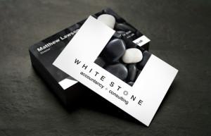 business card design litton