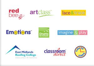 Logo design for schools, education logo design company, logo design peak district