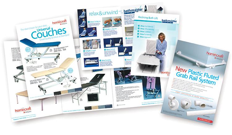 healthcare leaflet design, leaflet design sheffield, leaflet design company peak district, sheffield flyer designers, chesterfield  flyer design, poster design chesterfield