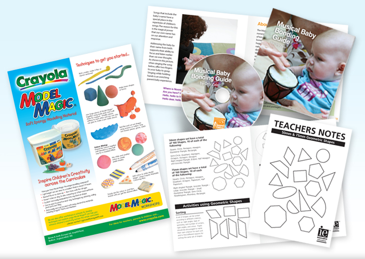 product instruction designers for schools, design for schools, education design, graphic design company bakewell