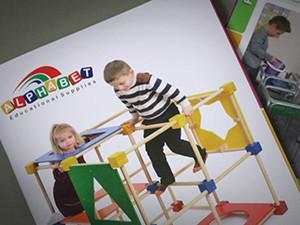 Education Catalogue Design