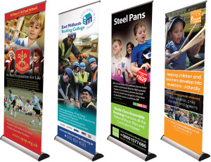 pop-up design, roller banner designers, roller banner print, pop up design