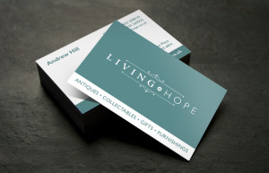 retail business card design sheffield, matlock card printers, business cards for shops, chesterfield card print