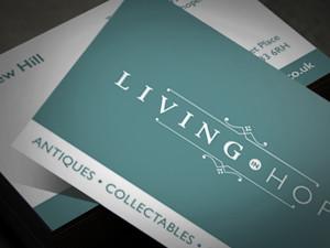 Retail Business Card Design & Print
