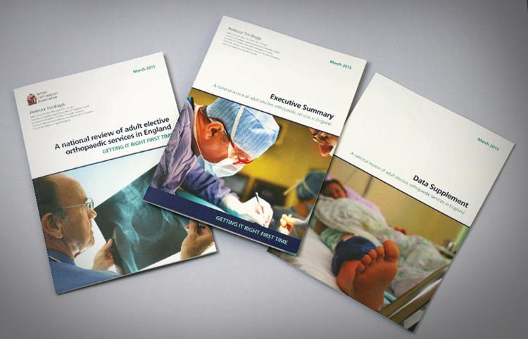 brochure design buxton, brochure design peak district, large report design sheffield, NHS report designers, report design company