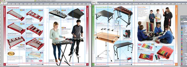 Creating a successful catalogue design