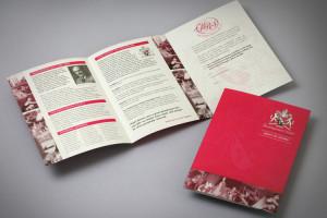 school leaflet design peak district, cheltenham school brochure design, school graphic design company