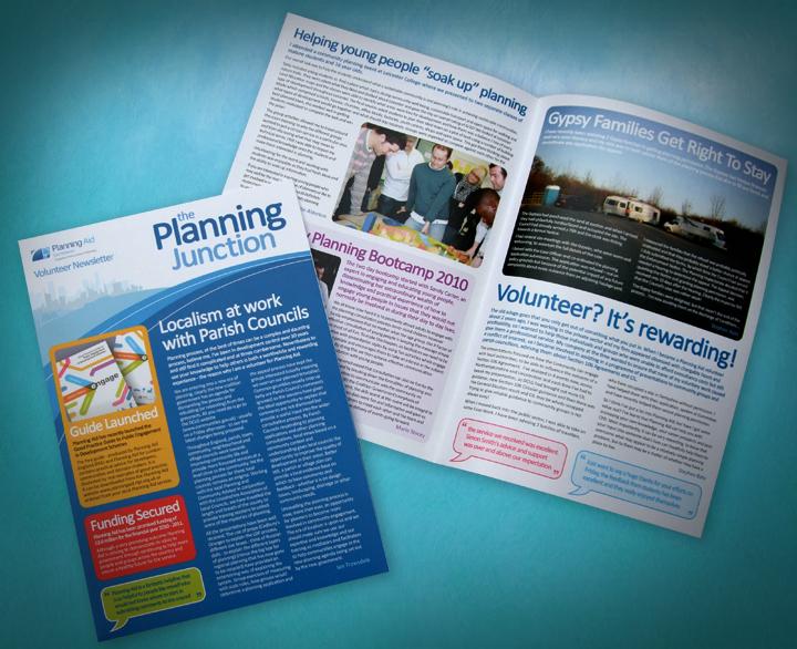 newsletter design nottingham, charity newsletter designers, newsletter design comapny