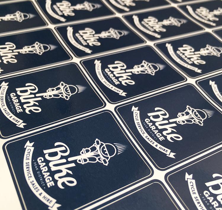 Sticker design peak district, stickers hope valley, sticker print sheffield
