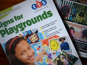 Playground Catalogue Design