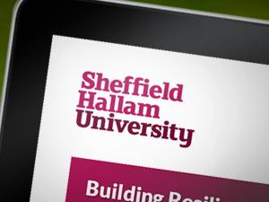 Website Design Sheffield Hallam