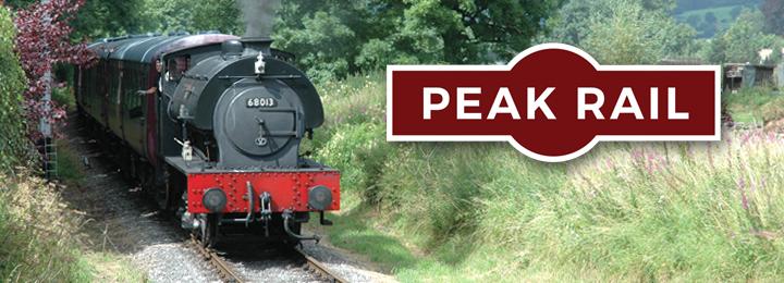Steam Railway Timetable Leaflet Design