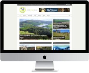 peak district website designers, web design peak district, peak district web design