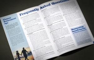 graphic designers hathersage, brochure design eyam, booklet designers peak district