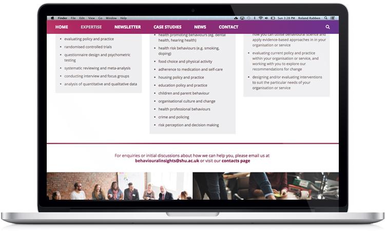 mobile website design, wordpress designers, peak district web design, bakewell website designers, tideswell web design