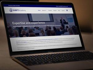 Healthcare Consultancy Website Design