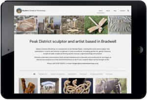 website design bradwell hope valley